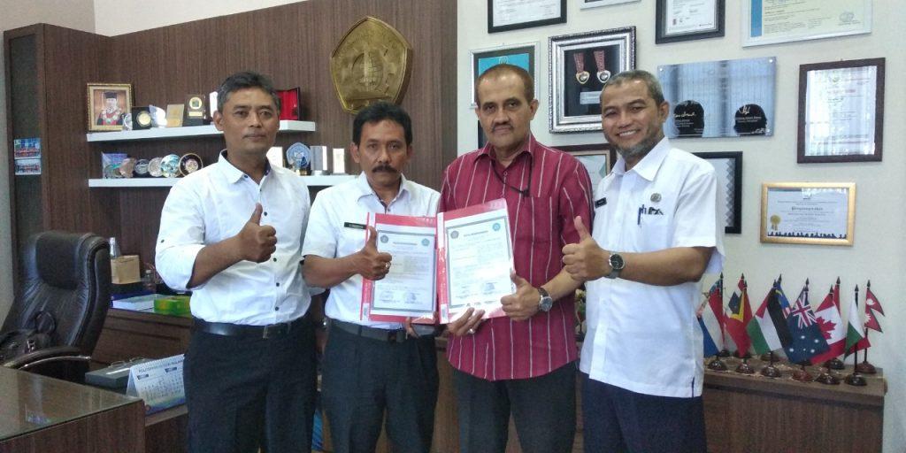 Kerjasama dengan Politeknik Negeri Malang (POLINEMA)