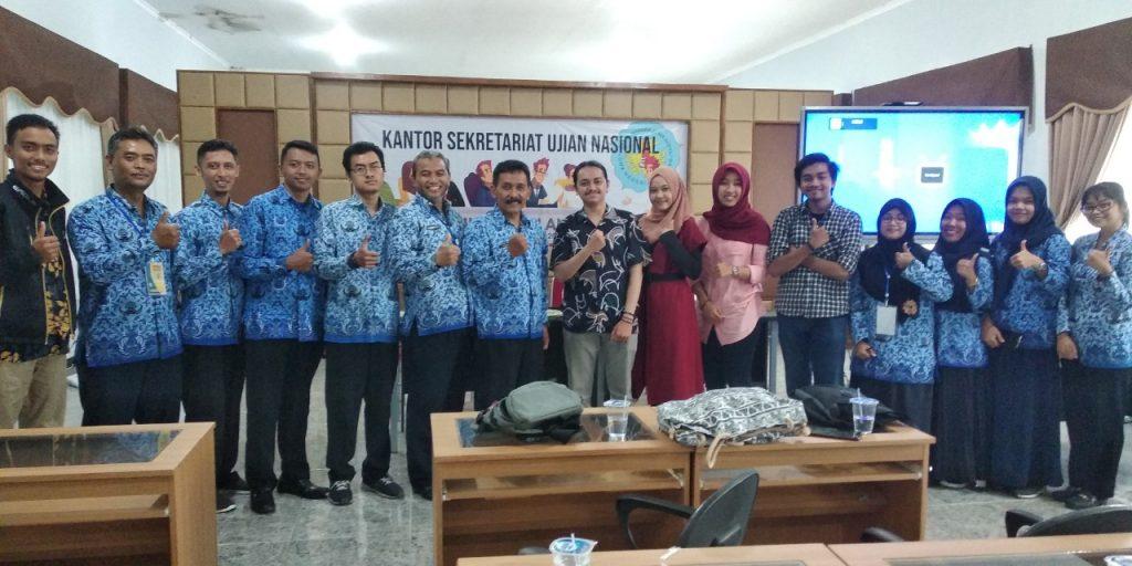 Kerjasama dengan Millenial Job Centre (MJC) Jawa Timur